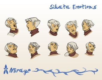 Mirage: Sikata expressions