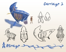 Mirage: This is a scout/trading carriage from Masozi's caravan.