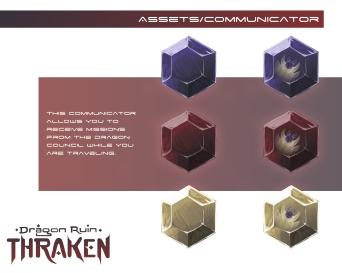 Thraken: Communicator