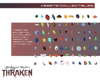 Thraken: Collectibles