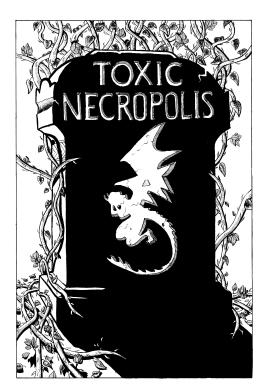 Toxic Necropolis Cover