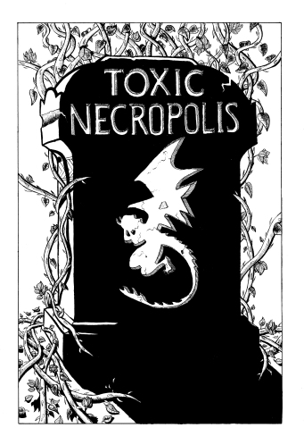 Toxic Necropolis Cover