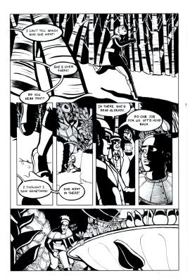 Toxic Necropolis Inks Page 1