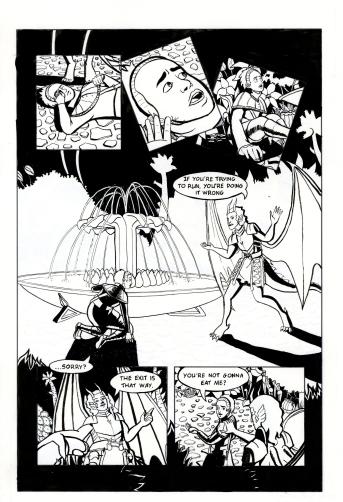 Toxic Necropolis Inks Page 3