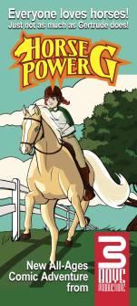 Horse Power G Promo Art