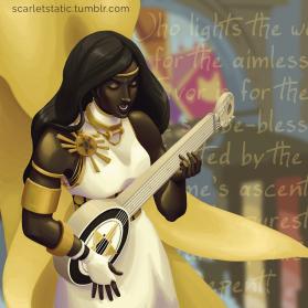 Celeste from Pyre