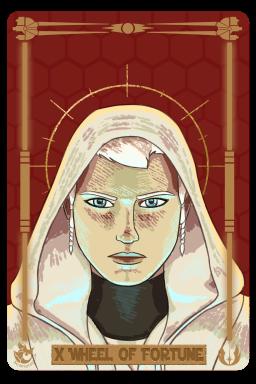 Star Wars: The Handmaiden as Wheel of Fortune.