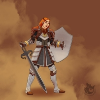 Aveline, Captain of the Guard
