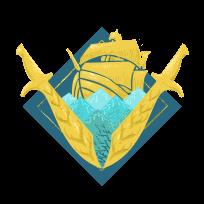 A crest for Isabela