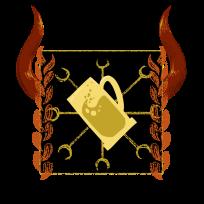 A crest for Oghren