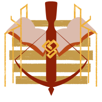 A crest for Varric