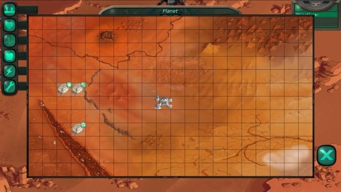 Planetary Exploration screenshot