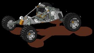 The Next World Rover concept