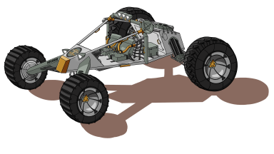 The Next World Rover concept
