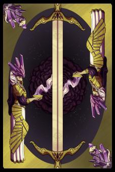 Libra tarot