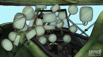 Archer S9 Mirrors